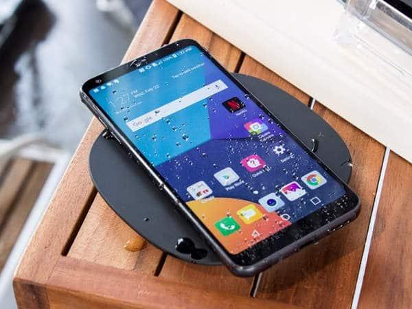 melhores smartphones LG