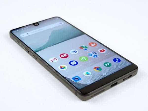melhores smartphones Essential Phone