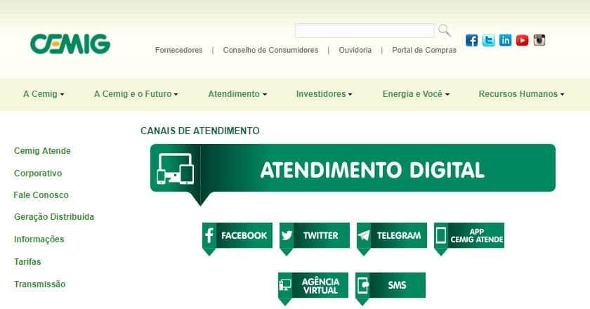 f93a1a36d0857 ▷ Telefone CEMIG Fale Conosco