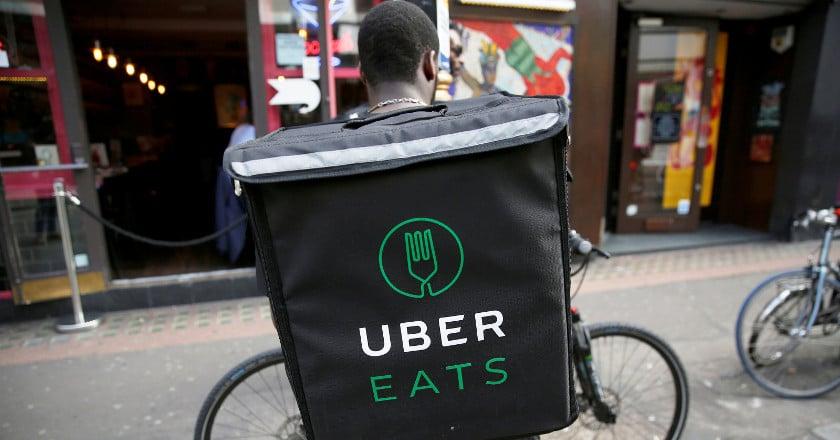 telefone uber eats
