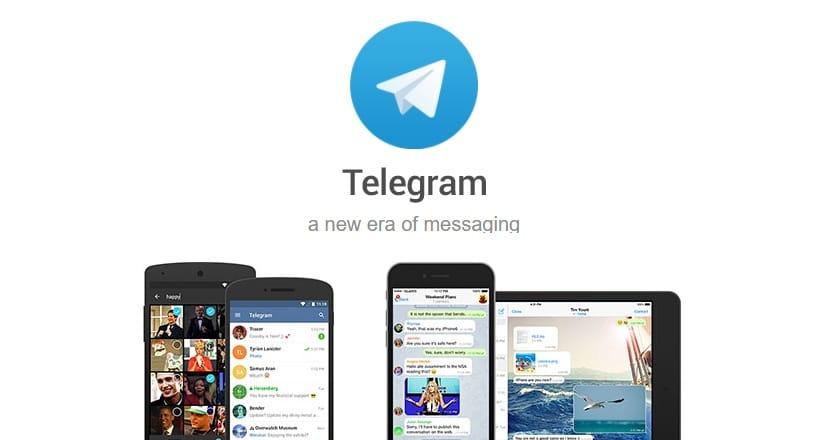 telefone telegram