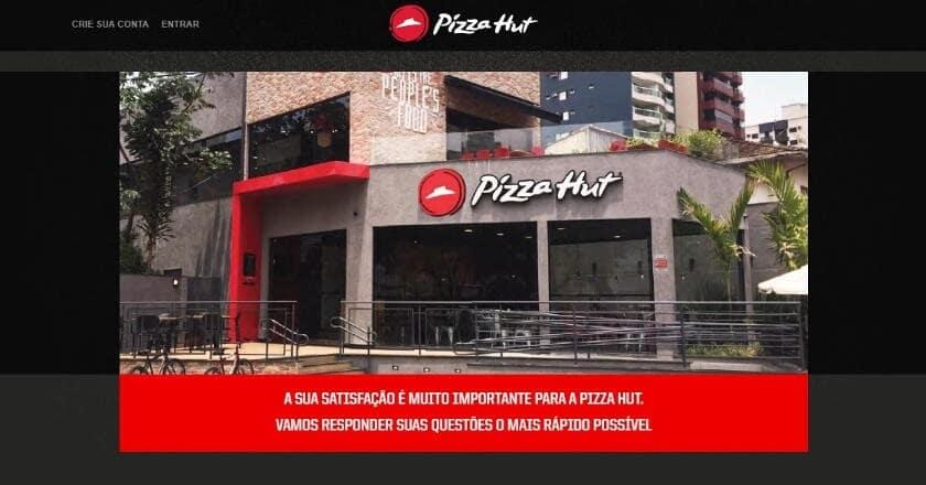 telefone pizza hut