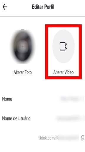 Como Colocar Vídeo Como Foto de Perfil no TikTok