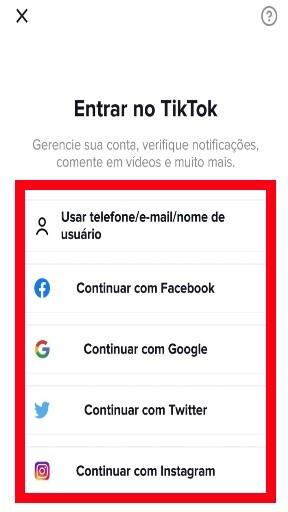 Como Usar 2 Contas TikTok no Mesmo Celular