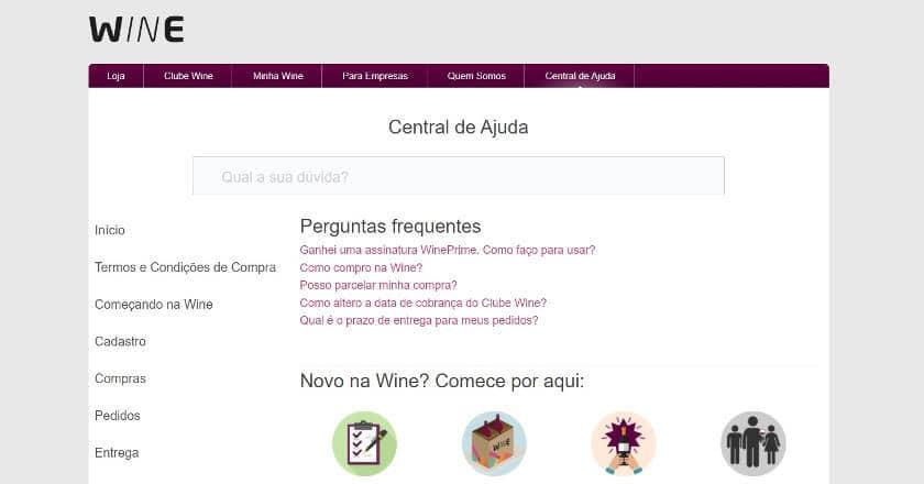 telefone wine